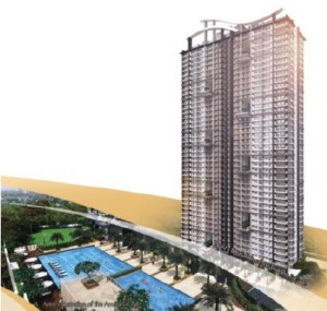 Sheridan Towers Building Facade and Outdoor Amenities