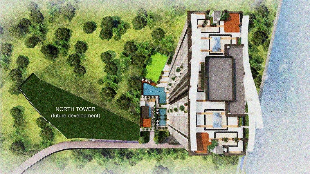 sheridan towers site development plan