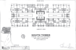 Sheridan Towers South Tower 14th 15th 24th 25th 34th 35th Floor Plan