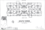 Sheridan Towers South Tower 18th 28th 38th Floor Plan