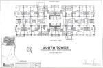 Sheridan Towers South Tower 18th 28th 38th FloorPlan