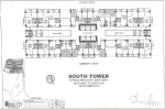 Sheridan Towers South Tower 19th 20th 29th 30th 39th 40th Floor Plan