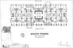 Sheridan Towers South Tower 2nd Floor Plan