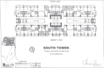 Sheridan Towers South Tower 8th 9th Floor Plan