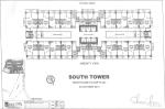 Sheridan Towers South Tower Penthouse FloorPlan