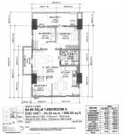 3 Bedroom layout